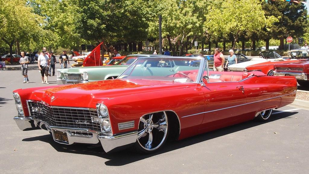 1967 Cadillac Convertible Deville Custom Usy 786 3