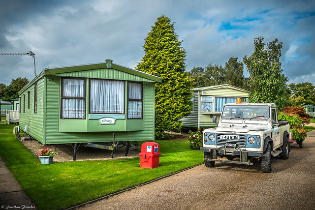 Kingfisher Caravan Park Fradley Junction Staffordshire