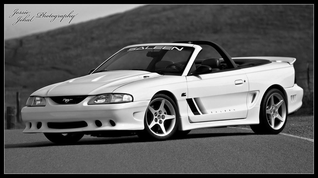 Mustang 1995 Saleen 1995 Saleen Mustang | by