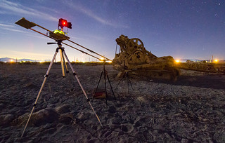 Timelapse Dolly at the Salton Sea | by geekyrocketguy
