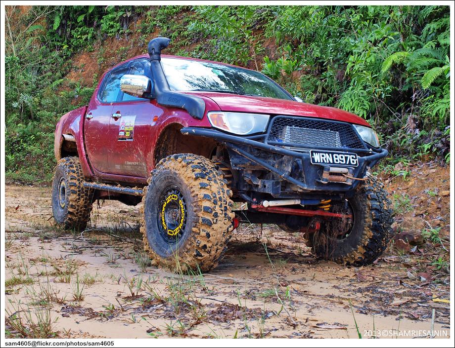 Mitsubishi Triton King Sabah Sam4605 Flickr