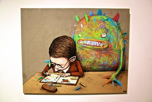 Artist: Dran (France) | by Gregory Tkac