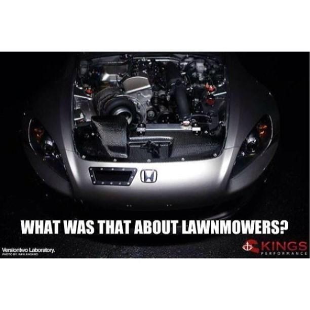 When People Make Jokes About Hondas Honda S2k S2000 Ap Flickr