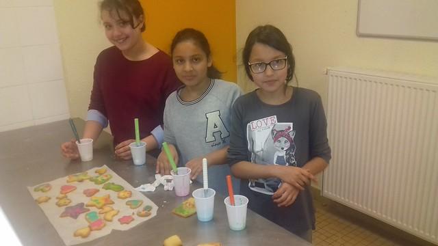 École Ouverte: le collège Massenet Fourneyron et le lycée Adrien Testud ont organisé une session conjointe