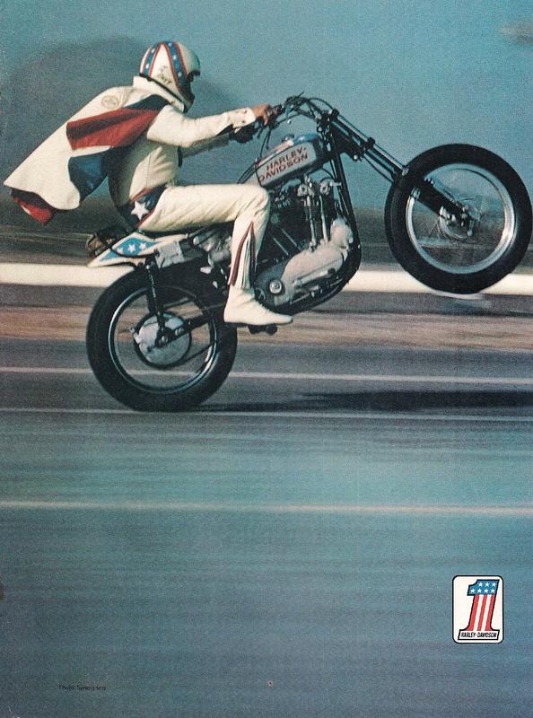 Harley-Davidson Evel Knievel 1