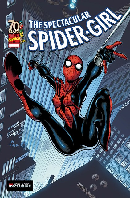 Spider-Girl The Spectacular Spider-Girl v1