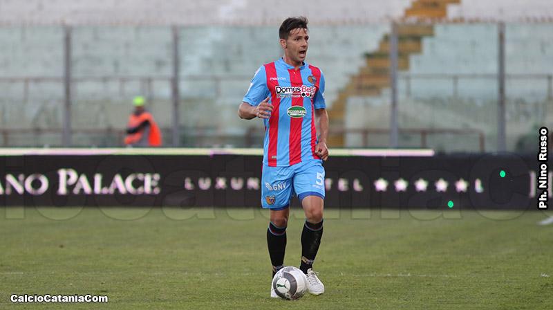 Federico Scoppa, in rossazzurro nella stagione 2016/17
