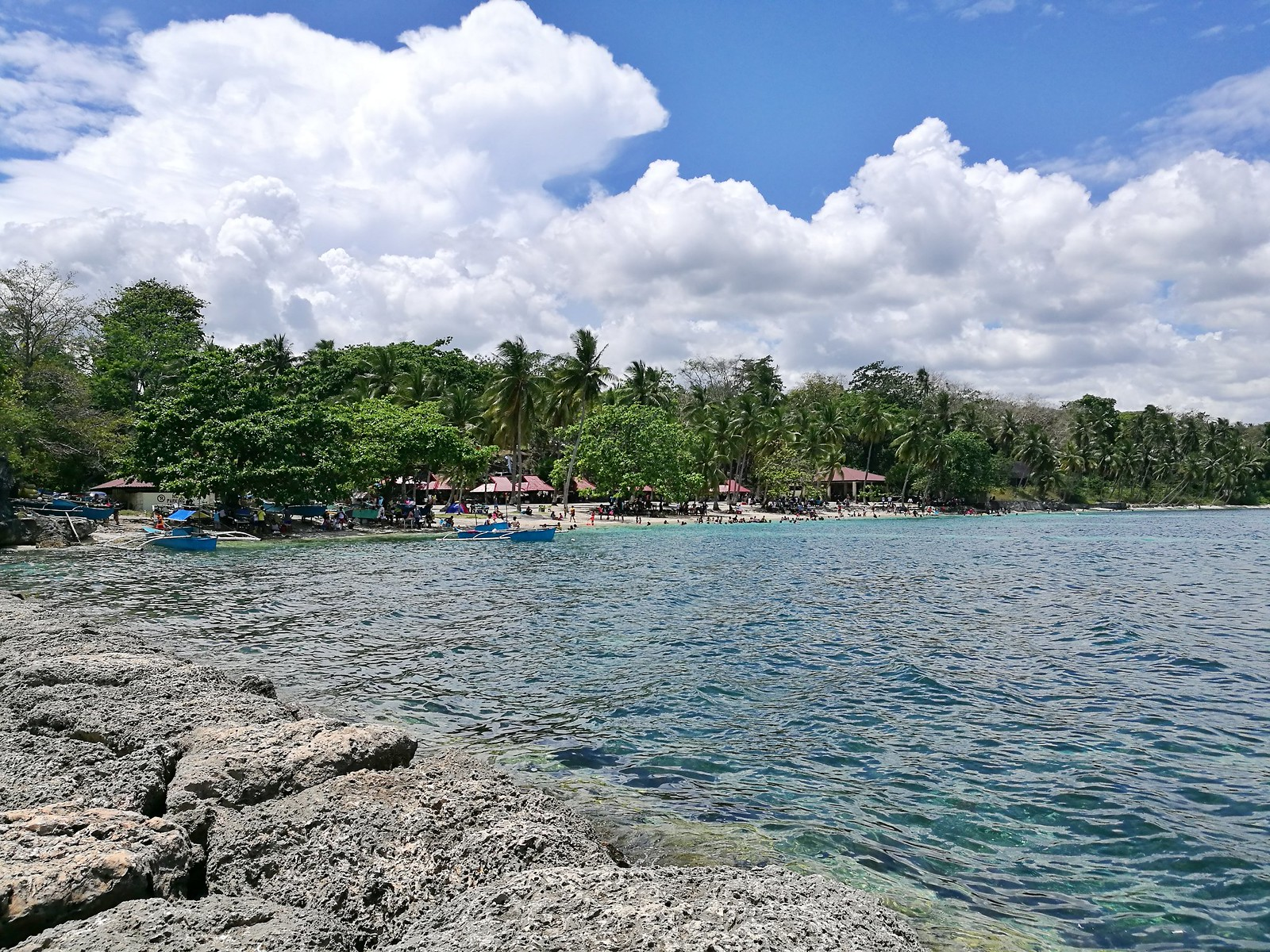 Cebu Summer Destination: Dalaguete Beach Park