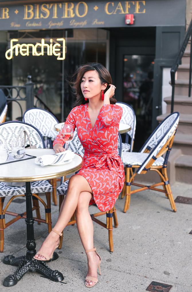 frenchi restaurant south end boston fashion blogger