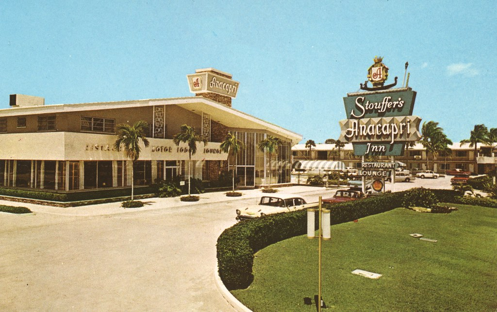 Stouffer's Anacapri Inn - Fort Lauderdale, Florida