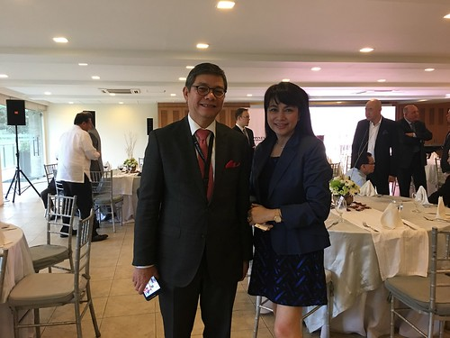 Itos Cruz (SGV) and Annie Tan-Yee
