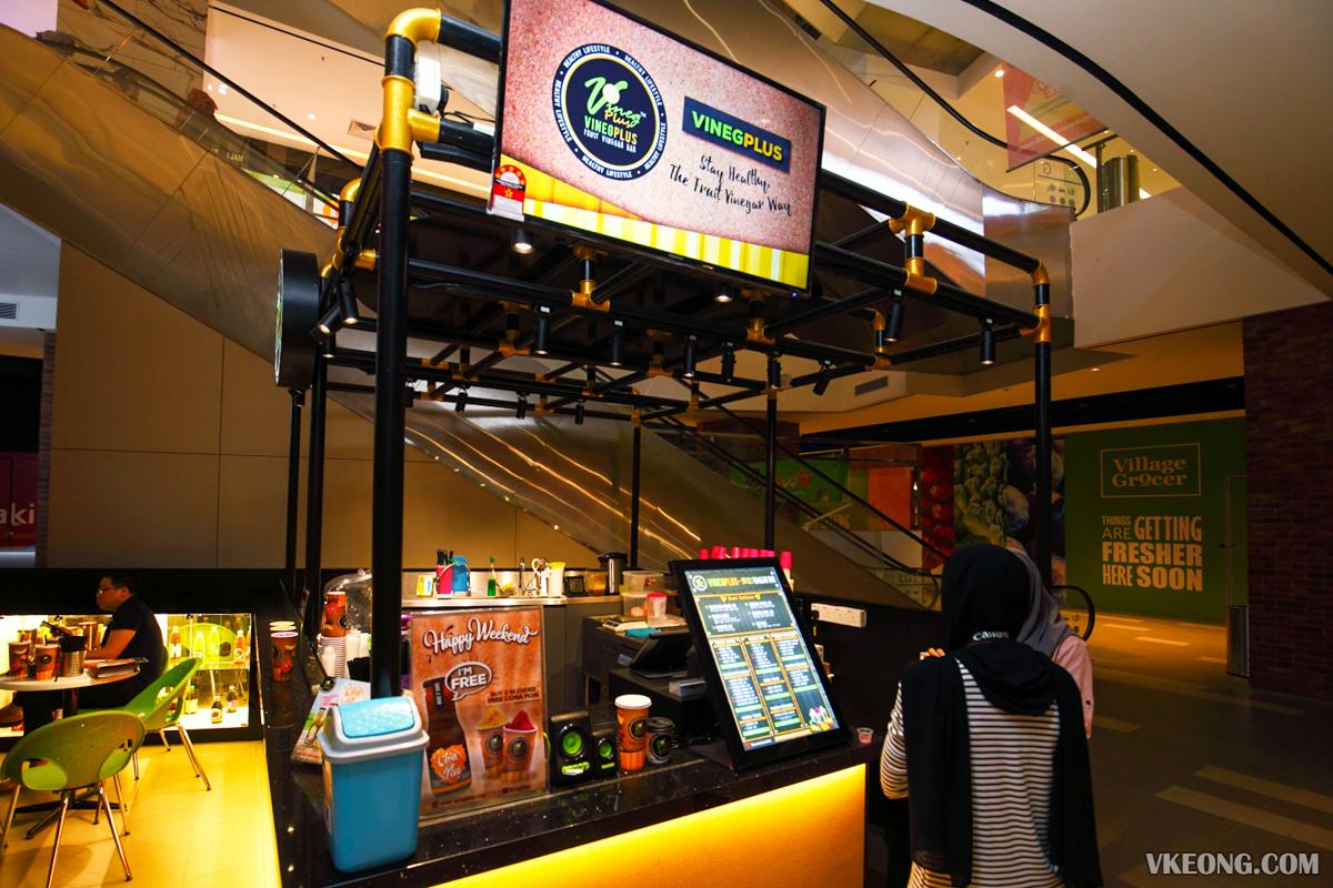 VinegPlus KL Gateway Bangsar South