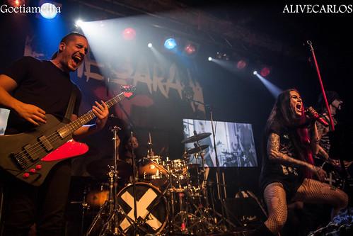 Megara-Red Elm-Erio 21-04-2017 Sala Boveda