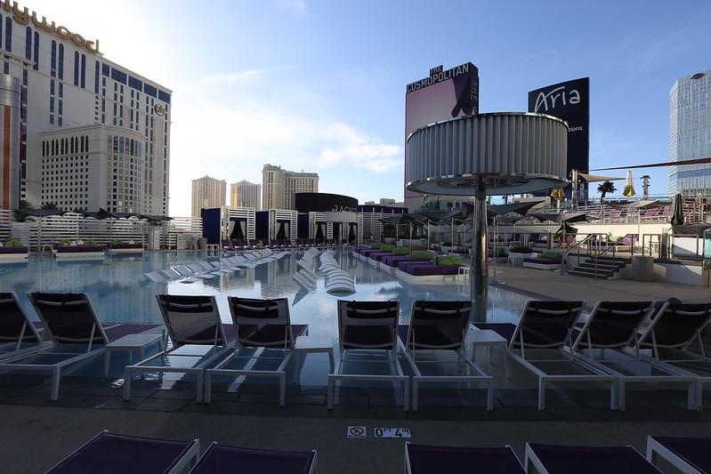 Cosmopolitan Las Vegas Wrap Around Suite 27