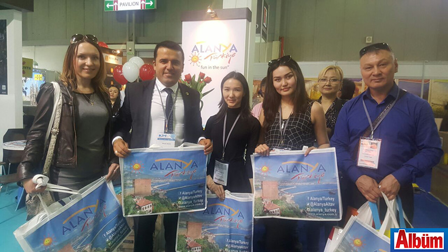 ALTAV Alanya'yı tanıttı