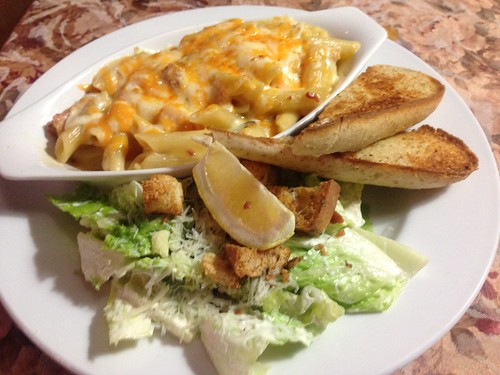 Mac and Cheese at Boar's Head. Celebrate Cheeseweek in Stratford, Ontario April 1-9