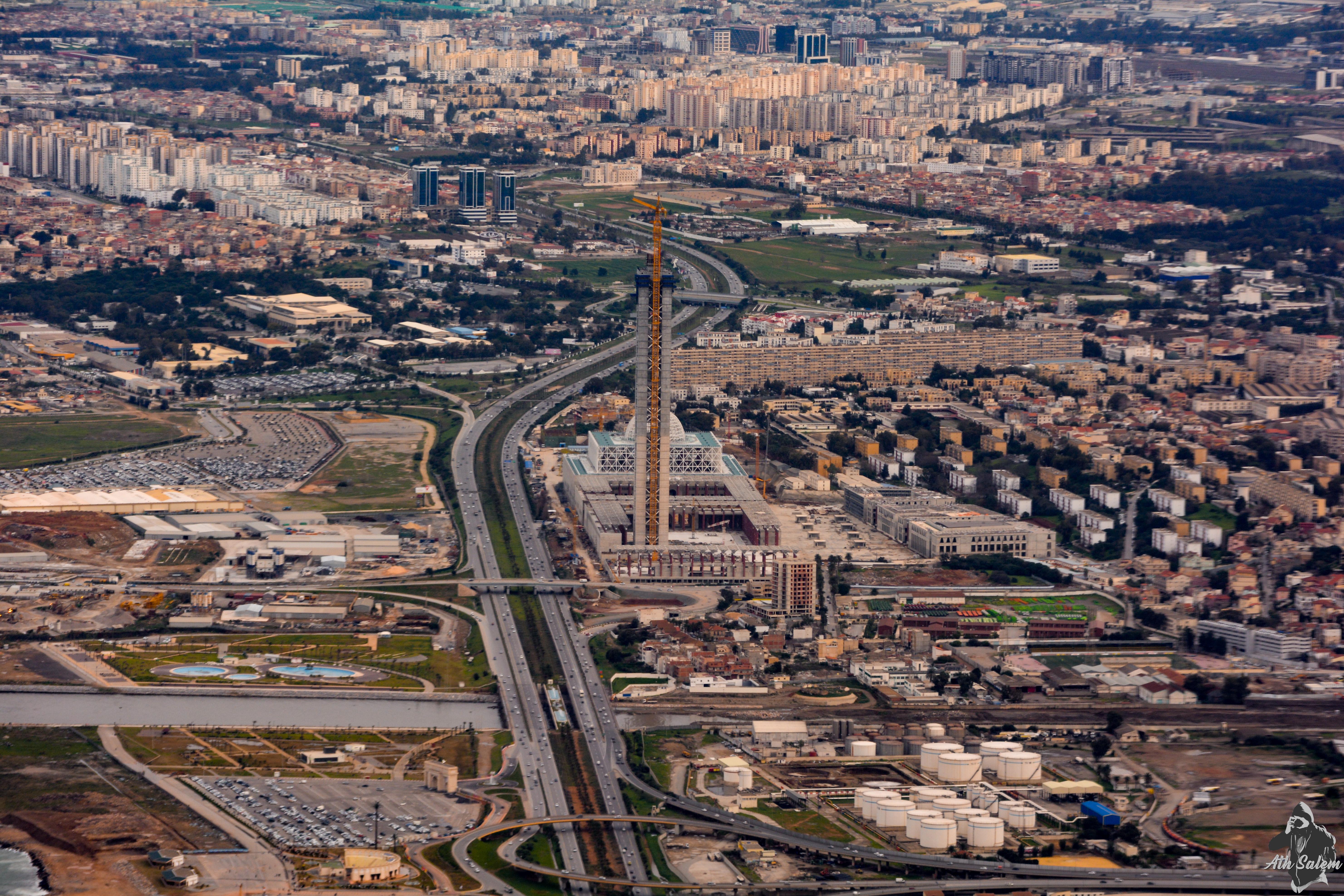 مشروع جامع الجزائر الأعظم: إعطاء إشارة إنطلاق أشغال الإنجاز - صفحة 19 33569416011_28aa5c8d05_o