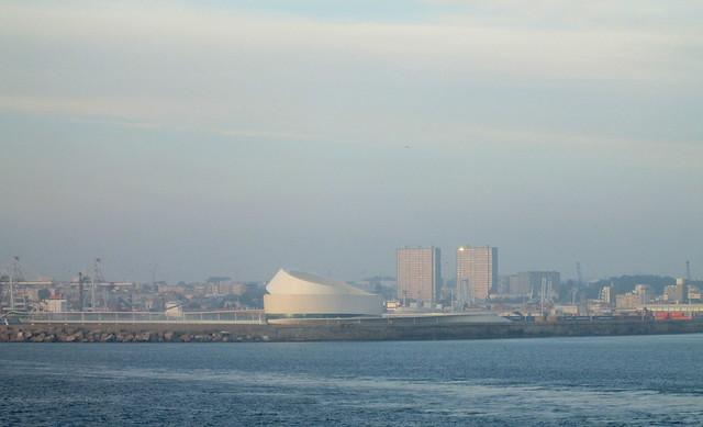 Portside Building and Leixões