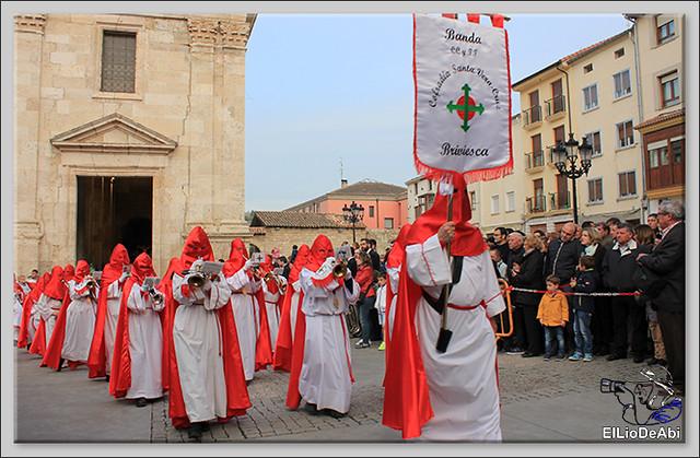 Procesión del Santo Entierro en la Semana Santa de Briviesca 2017 9