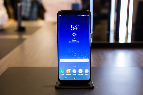 Samsung Unpacked 2017 Galaxy S8 Launch Event | by Anthony Quintano