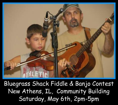 BGS Fiddle & Banjo Contest 5-6-17