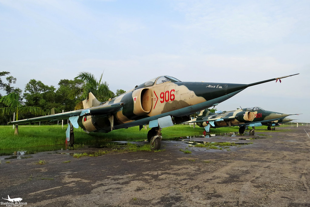 By Samee55 906 Bangladesh Air Force A 5C Fantan