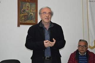 Il relatore dottor Giangiuseppe Dalena