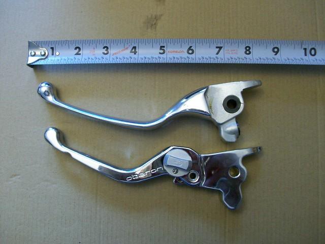 Adjustable Levers For Harley Davidson  Roadglide