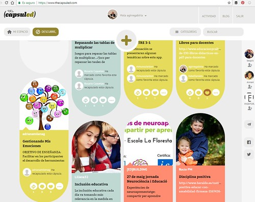 The Capsuled: Primera red social educativa