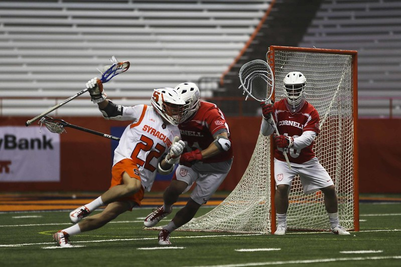 SU Men's Lacrosse: Syracuse vs Cornell