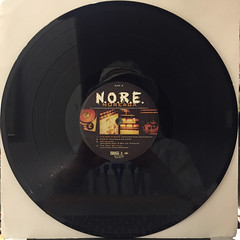 NOREGA:N.O.R.E.(RECORD SIDE-B)