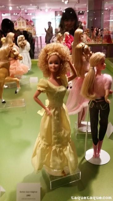 Barbie Magic Curl (1981)
