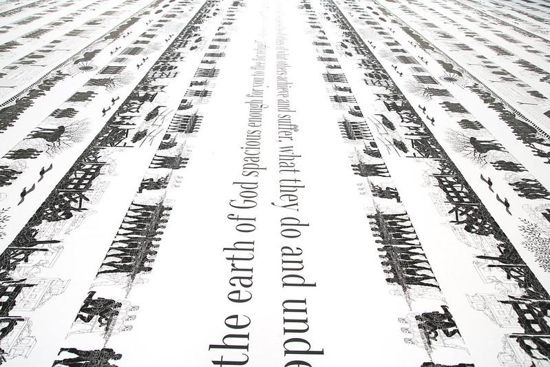 Odissey di Ai Weiwei