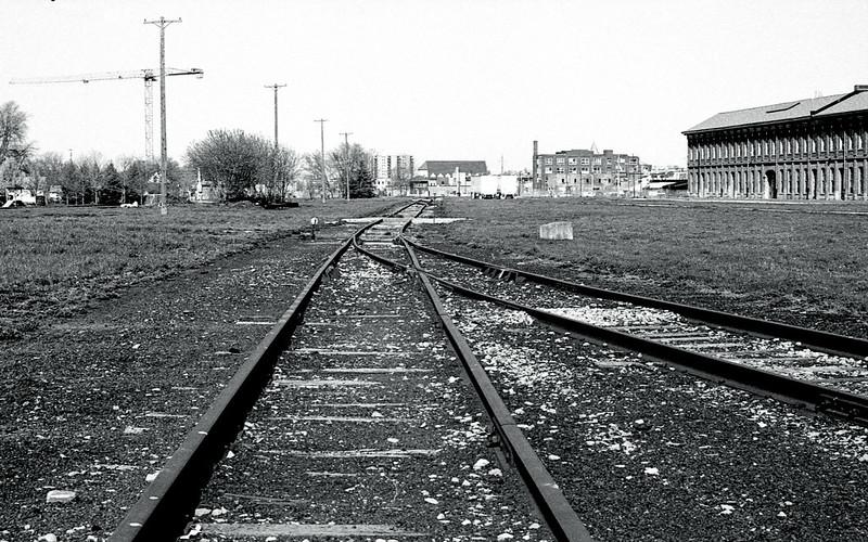 Canada Southern Train Tracks