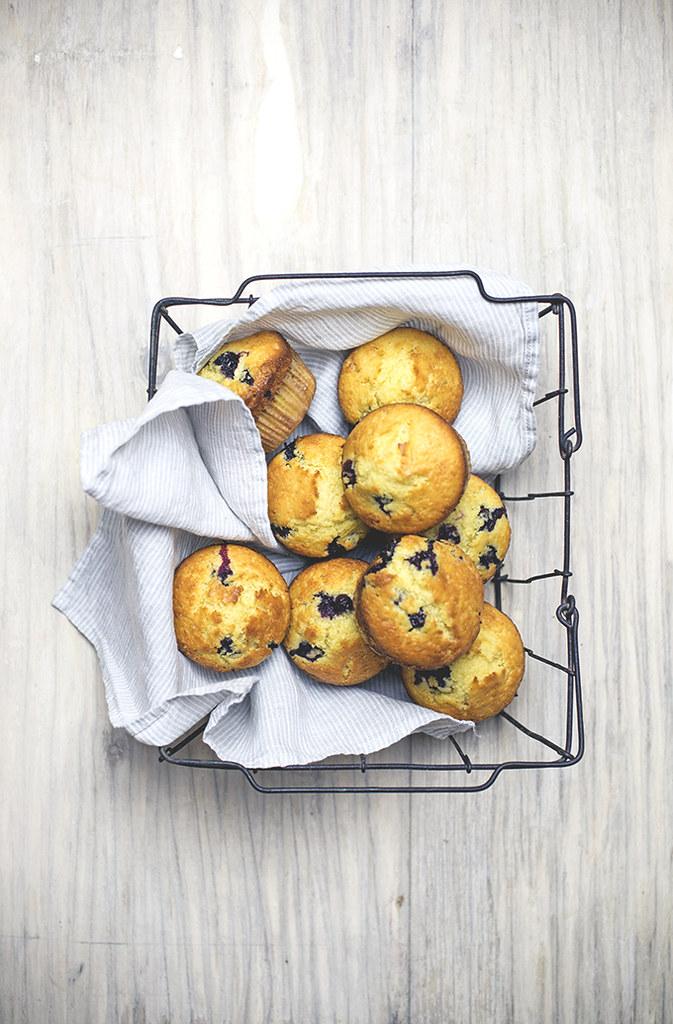 muffin cestino