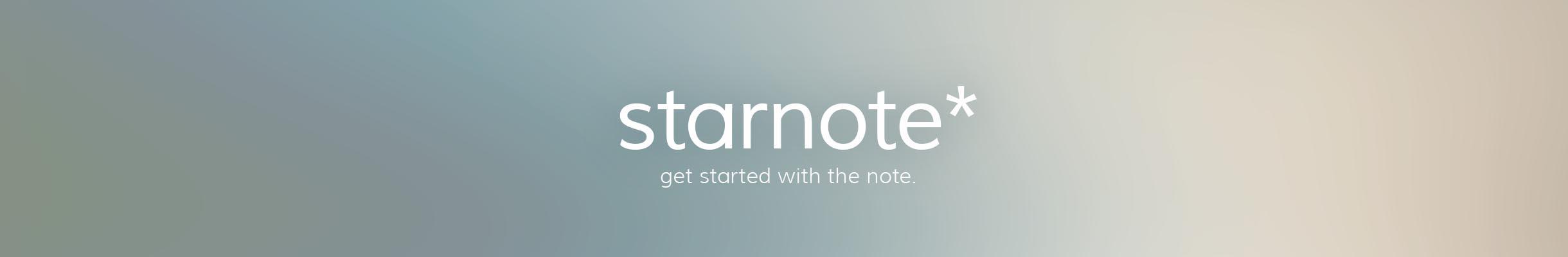 starnote*