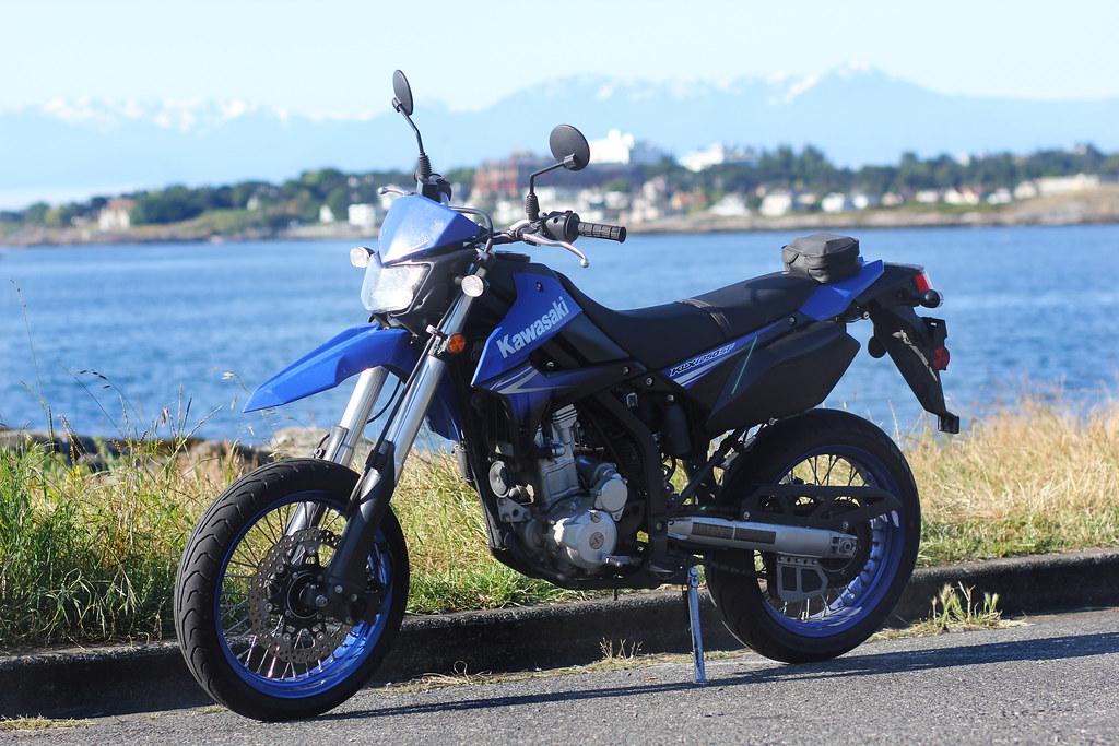 Dual Sport Bike Rotor Size Ktm