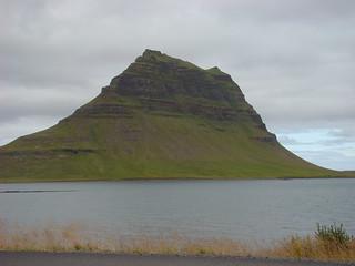 092 Berg Kirkjufell bij Grundarfjörður