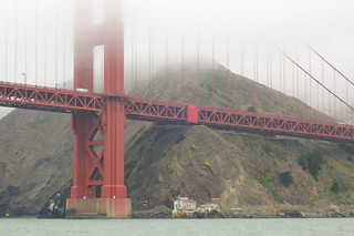 Golden Gate Bridge from the Bay | by Ed Suominen
