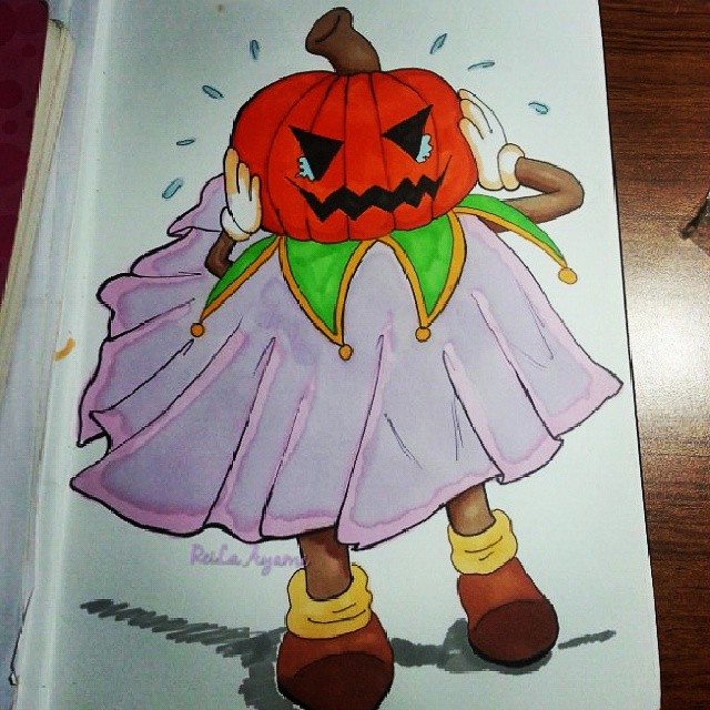 Pumpkin Head Anime Pumpkin Head Halloween