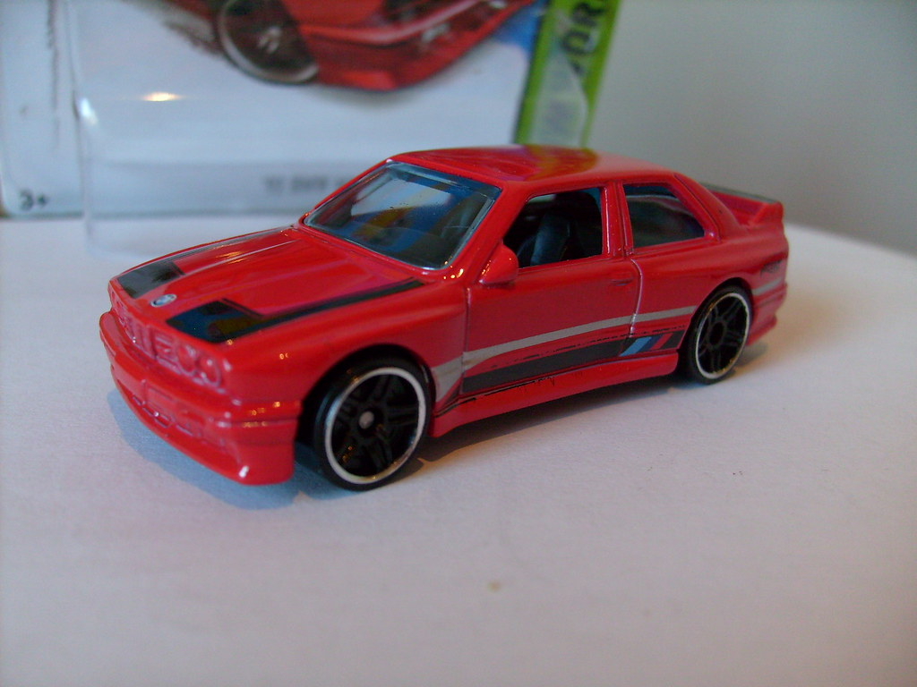 HOT WHEELS BMW M NO Another New Colour Variati Flickr - 1992 bmw m3