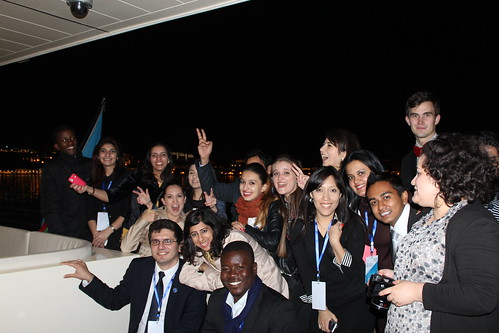 The official opening ceremony of International Model UN Security Council Conference was held | by UNDP Azerbaijan