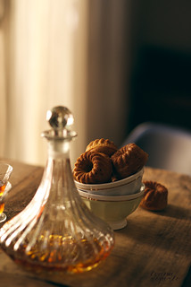 gingerbread mini bundt | by Ivana Rosario ·