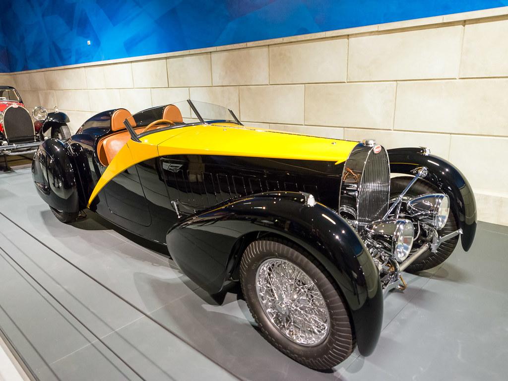 Bugatti type 57 roadster