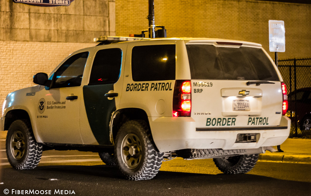 2014 Chevy Tahoe >> US customs and border protection Chevy Tahoe | US CBP Chevy … | Flickr