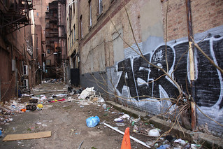 Alley in Newark | by pasa47