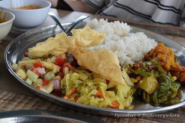 9.Banana Leaf Rice @Hartamas