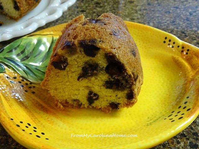 Blueberry Breakfast Cake @ From My Carolina Home