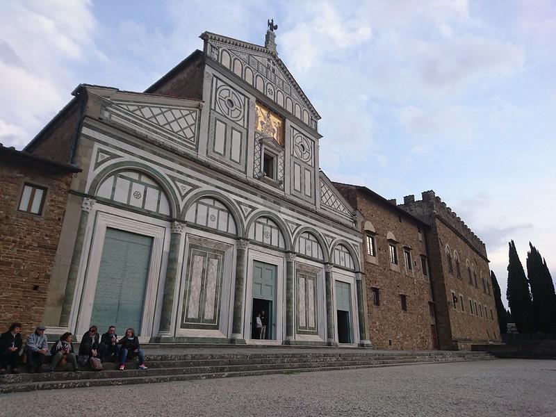 Basilica Di San Minato Al Monte