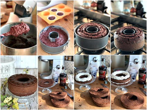 facendo red velvet beetroot cake